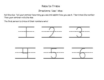 Race to Trace Game