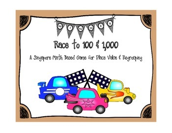Race to Understanding Place Value