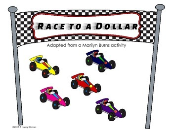 Race to a Dollar - Second Grade