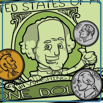 Race to a Dollar-- a Coin Exchange Game Freebie!
