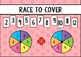 Race to cover - Addition Game