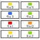 Race to the Castle-Multiplication 6-10