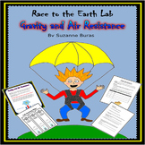 Race to the Earth: Gravity and Air Resistance Lab