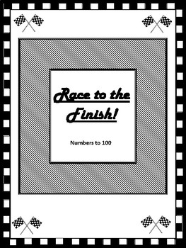 Race to the Finish! Comparing Numbers Game