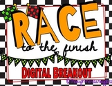 Race to the Finish-End of Year Review Digital Breakout