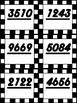 Race to the Finish! Numbers to 10,000 Math Game
