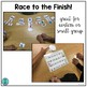 Race to the Finish! a short vowel game