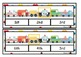 Race to the Lights Ordinal Clip Cards
