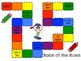Race to the Rules Back to School Board Game (Beginning of the Year Activity)