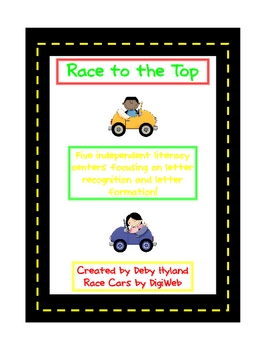 Race to the Top- 5 Independent Alphabet Recognition Centers!