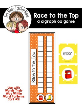 Race to the Top A Digraph oo Game