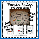 CVC Word Blending Game