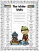 Race to the Top - Dolch Words Lists 1-11 {Winter Edition}