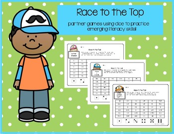 Race to the Top!  Literacy