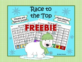 Race to the Top: Math and ELA Game