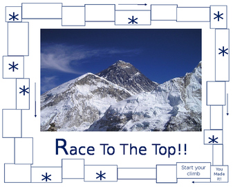 Race to the Top!, Mount Everest Game