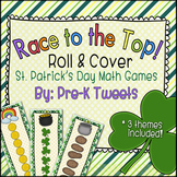St. Patrick's Day Game Roll and Cover Race