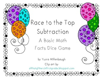 Race to the Top - Subtraction