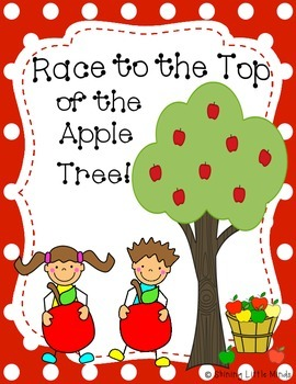 Race to the Top of the Apple Tree Game
