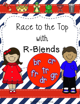 Race to the Top with R-Blends