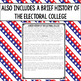 Race to the White House! (An Electoral College Simulation Card Game)