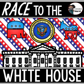 Race to the White House! (Electoral College Simulation Game)