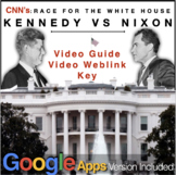 Race to the Whitehouse: Kennedy v. Nixon Video Guide plus Video Web link