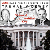 "Race to the Whitehouse ""Truman v. Dewey"" Video Guide + Web"