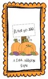 Race to/from 100...Fall 2-digit Addition and Subtraction Games for Common core