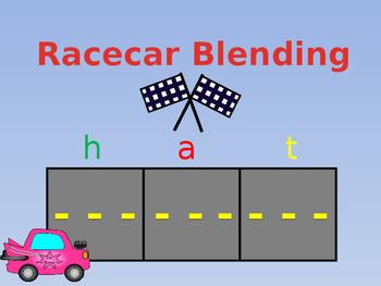 Racecar Blending