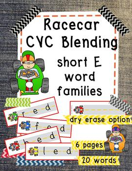 Racecar CVC Blending - Short E