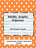 Racer Graphic Organizer