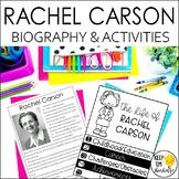 Rachel Carson Biography & Reading Response Activities | Di