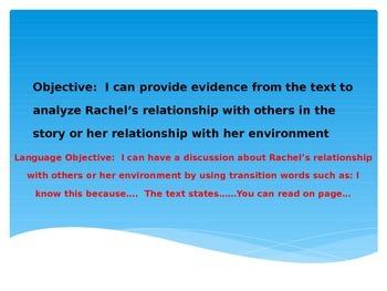 Rachel Carson - Chapter 1 Analyzing Relationships Differen