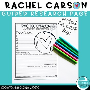 Rachel Carson: Guided Research Page