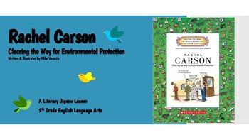 Rachel Carson Literacy Jigsaw Lesson