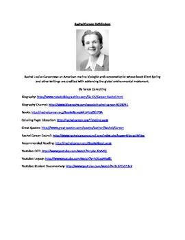 Rachel Carson Pathfinder