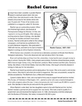 Rachel Carson/Rachel Carson
