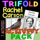 "Rachel Carson ""Silent Spring"" Trifold PLUS 7 Resources"