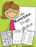 Rachel Eaker: Recycling, Pollution, Conservation, third grade science, georgia