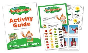 Rachel & The TreeSchoolers - Plants and Flowers