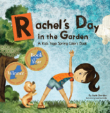Yoga Spring Book for Kids - Rachel's Day in the Garden