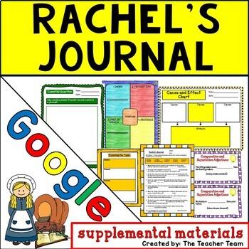 Rachel's Journal Journeys 5th Grade Unit 5 Google Drive Resource