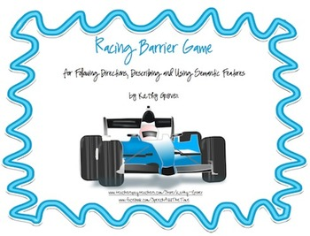 Racing for Following Directions, Describing and Using Semantic Features
