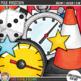 """Racing Car Clip Art: """"Pole Position"""""""