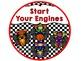 Racing Classroom Decor: Behavior Chart