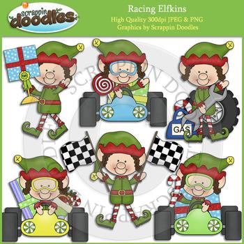 Racing Elfkins