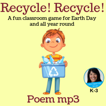 Recycle Poem Worksheets & Teaching Resources   Teachers Pay