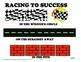 Racing, Racing, Racing: Racing to Success Bulletin Board