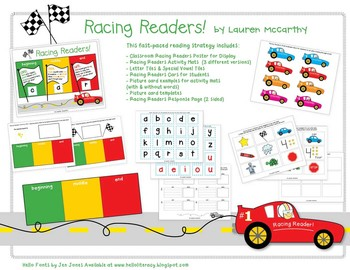 Racing Readers!
